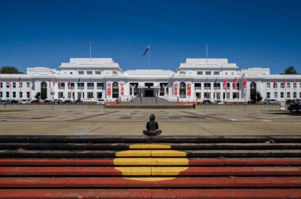 australie voyage road trip cote est canberra aborigenes aboriginal ancien parlement 1120x742 1