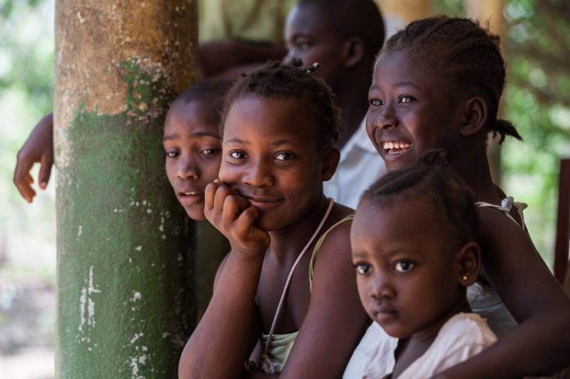 Parrainer un enfant dans l'un de nos pays en Afrique de l'Est ou de l'Ouest