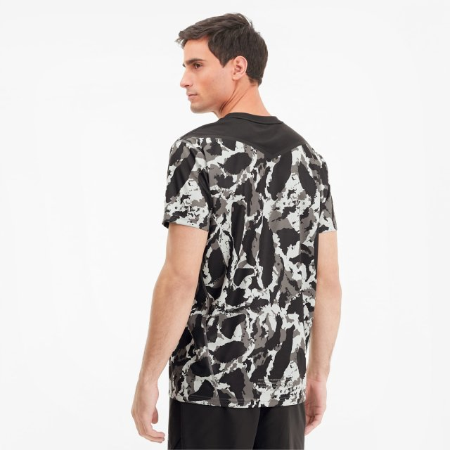 t shirt puma x first mile camo training pour homme 1