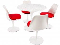 table tulip saarinen et 4 chaises 20150422160637